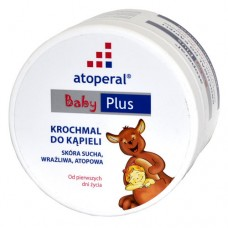 Atoperal Baby Plus, krochmal do kąpieli
