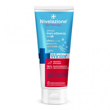 Nivelazione Skin Therapy Winter, zimowy krem odżywczy do rąk, 75 ml