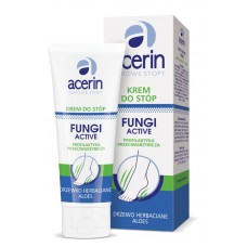 Acerin Fungi Active, krem do stóp, 75ml
