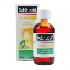 Robitussin Junior, (3,75 mg / 5 ml), syrop