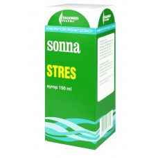 Sonna Stres, syrop, (Dagomed Pharma), 150ml