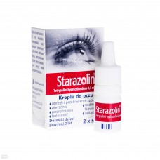 Starazolin, 0,05% krople do oczu