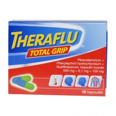 Theraflu Total Grip, kapsułki