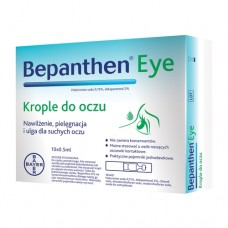 Bepanthen Eye, krople do oczu