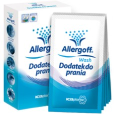 Allergoff Wash, dodatek do prania